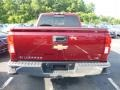 Chevrolet Silverado 1500 LTZ Crew Cab 4x4 Cajun Red Tintcoat photo #3
