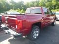 Chevrolet Silverado 1500 LTZ Crew Cab 4x4 Cajun Red Tintcoat photo #4