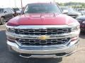 Chevrolet Silverado 1500 LTZ Crew Cab 4x4 Cajun Red Tintcoat photo #6