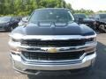 Chevrolet Silverado 1500 LT Double Cab 4x4 Black photo #8