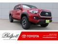 Toyota Tacoma TRD Off Road Double Cab 4x4 Barcelona Red Metallic photo #1