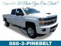 Chevrolet Silverado 3500HD High Country Crew Cab 4x4 Summit White photo #1