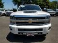 Chevrolet Silverado 3500HD High Country Crew Cab 4x4 Summit White photo #2