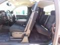 Chevrolet Silverado 1500 LT Extended Cab 4x4 Blue Granite Metallic photo #7