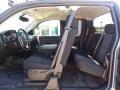 Chevrolet Silverado 1500 LT Extended Cab 4x4 Blue Granite Metallic photo #8