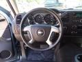 Chevrolet Silverado 1500 LT Extended Cab 4x4 Blue Granite Metallic photo #11