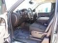 Chevrolet Silverado 1500 LT Extended Cab 4x4 Blue Granite Metallic photo #13