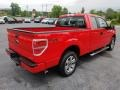 Ford F150 STX SuperCab Race Red photo #9