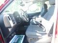 GMC Sierra 1500 SLE Double Cab 4x4 Sonoma Red Metallic photo #17
