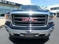 GMC Sierra 1500 SLT Crew Cab 4x4 Onyx Black photo #2