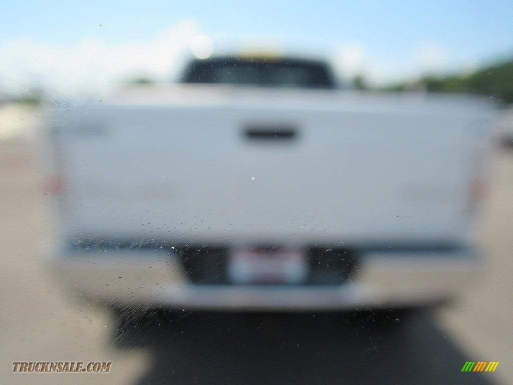 2004 Ram 2500 ST Quad Cab 4x4 - Bright White / Taupe photo #9
