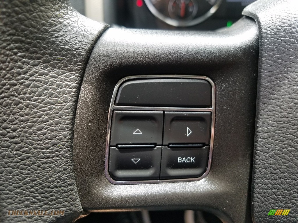 2012 Ram 1500 ST Regular Cab 4x4 - True Blue Pearl / Dark Slate Gray/Medium Graystone photo #16