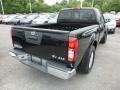 Nissan Frontier SV King Cab 4x4 Magnetic Black photo #4
