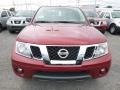 Nissan Frontier SV King Cab 4x4 Cayenne Red photo #9