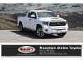 Toyota Tundra SR5 Double Cab 4x4 Super White photo #1