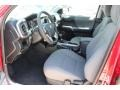 Toyota Tacoma SR5 Double Cab Barcelona Red Metallic photo #14