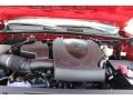 Toyota Tacoma SR5 Double Cab Barcelona Red Metallic photo #31