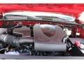 Toyota Tacoma SR5 Double Cab Barcelona Red Metallic photo #31