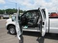 Ford F250 Super Duty XLT Super Cab Oxford White photo #8