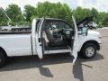 Ford F250 Super Duty XLT Super Cab Oxford White photo #9