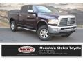 Dodge Ram 2500 HD Laramie Crew Cab 4x4 Deep Molten Red Pearl photo #1