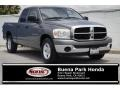 Dodge Ram 1500 SLT Quad Cab Mineral Gray Metallic photo #1