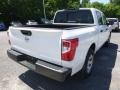 Nissan Titan S Crew Cab 4x4 Glacier White photo #4