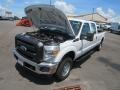 Ford F250 Super Duty XL Crew Cab 4x4 Oxford White photo #50