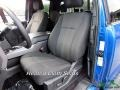 Ford F150 XLT SuperCab 4x4 Blue Jeans photo #10