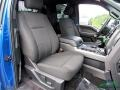 Ford F150 XLT SuperCab 4x4 Blue Jeans photo #11