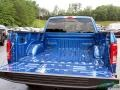 Ford F150 XLT SuperCab 4x4 Blue Jeans photo #15
