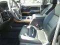 Chevrolet Silverado 1500 LTZ Crew Cab 4x4 Black photo #9