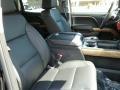 Chevrolet Silverado 1500 LTZ Crew Cab 4x4 Black photo #12