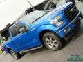 Ford F150 XLT SuperCab 4x4 Blue Jeans photo #35