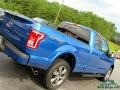 Ford F150 XLT SuperCab 4x4 Blue Jeans photo #36