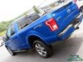 Ford F150 XLT SuperCab 4x4 Blue Jeans photo #37