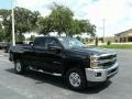 Chevrolet Silverado 2500HD LT Crew Cab 4x4 Black photo #7