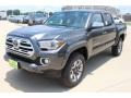 Toyota Tacoma Limited Double Cab Magnetic Gray Metallic photo #3