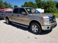 Ford F150 XLT SuperCrew 4x4 Pale Adobe Metallic photo #7