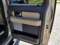 Ford F150 XLT SuperCrew 4x4 Pale Adobe Metallic photo #11