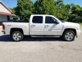 Chevrolet Silverado 1500 LTZ Crew Cab 4x4 White Diamond Tricoat photo #2