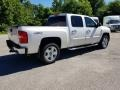 Chevrolet Silverado 1500 LTZ Crew Cab 4x4 White Diamond Tricoat photo #6