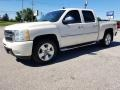 Chevrolet Silverado 1500 LTZ Crew Cab 4x4 White Diamond Tricoat photo #8