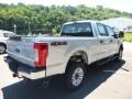 Ford F250 Super Duty XL Crew Cab 4x4 Ingot Silver photo #2