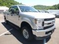 Ford F250 Super Duty XL Crew Cab 4x4 Ingot Silver photo #3