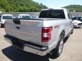 Ford F150 XL SuperCab 4x4 Ingot Silver photo #2