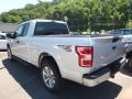 Ford F150 XL SuperCab 4x4 Ingot Silver photo #6