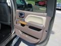 GMC Sierra 1500 SLT Crew Cab 4x4 Bronze Alloy Metallic photo #44