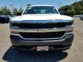Chevrolet Silverado 1500 WT Double Cab Summit White photo #2