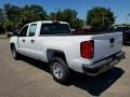 Chevrolet Silverado 1500 WT Double Cab Summit White photo #4